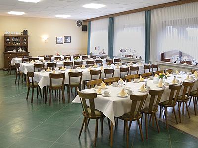 Gastwirtschaft und Saal